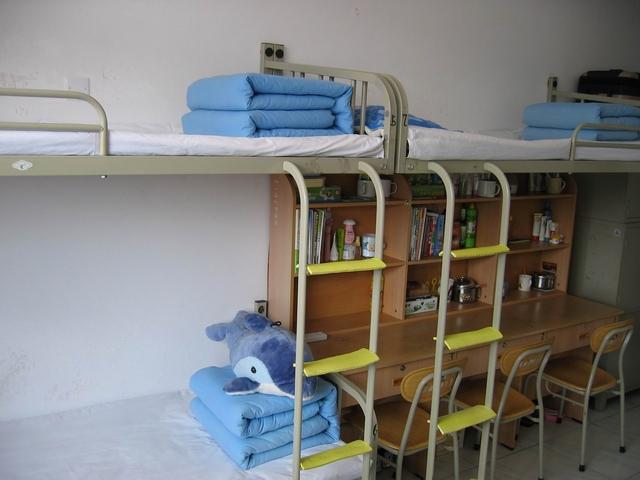 上海有哪些大学的住宿环境比较好 一本或二本,985 211的就算了图片